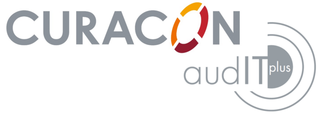 Foto des Logos von Curacon audIT plus